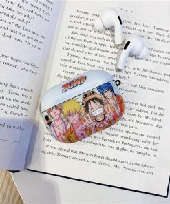One Piece 'Mural' AirPods Pro Case Shock Proof Cover