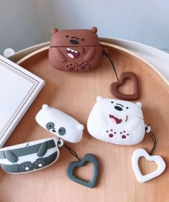 We Bare Bears Premium AirPods Pro Case Shock Proof Cover