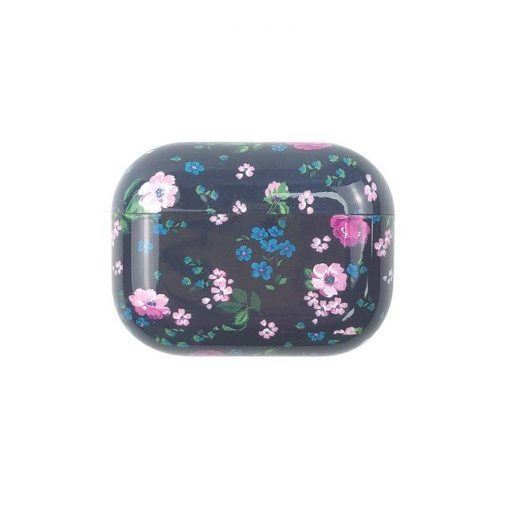 Flowers TPU | Plastic AirPods Pro Case Shock Proof Cover