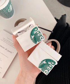 Starbucks Bag Premium AirPods Pro Case Shock Proof Cover