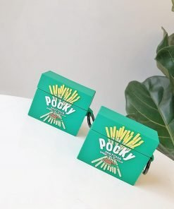 Pocky Matcha Snacks Premium AirPods Pro Case Shock Proof Cover
