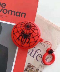 Spiderman 'Arachnid' Premium AirPods Pro Case Shock Proof Cover
