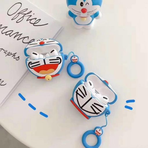 Doraemon Premium AirPods Pro Case Shock Proof Cover