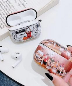 Slam Dunk AirPods Pro Case Shock Proof Cover
