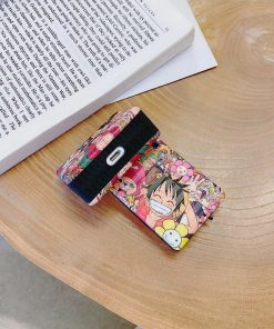 One Piece 'Square Mural' AirPods Pro Case Shock Proof Cover