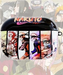 Naruto AirPods Pro Case Shock Proof Cover
