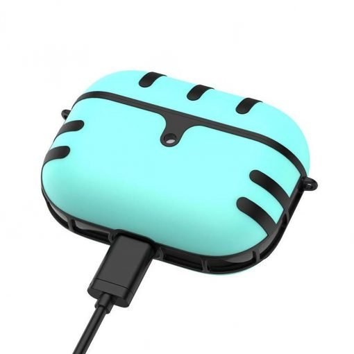 Silicone Modern AirPods Pro Case Shock Proof Cover
