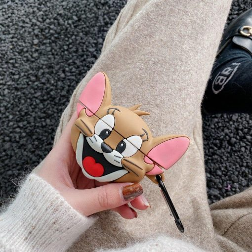 Tom and Jerry 'Jerry' Premium AirPods Pro Case Shock Proof Cover
