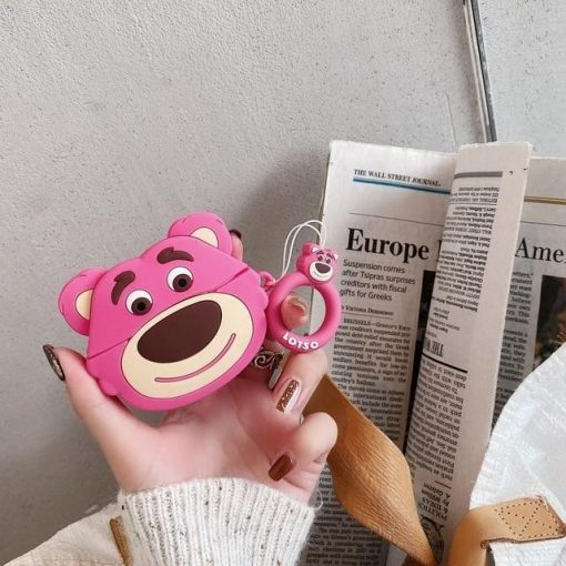Toy Story 'Cute Lotso' Premium AirPods Pro Case Shock Proof Cover