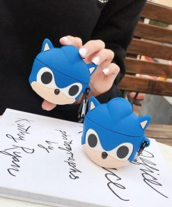 Sonic The Hedgehog Premium AirPods Case Shock Proof Cover