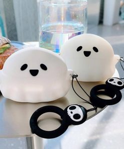 Cute Spooky Ghost Premium AirPods Pro Case Shock Proof Cover