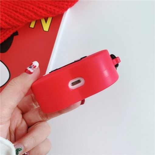Winking Apple Premium AirPods Pro Case Shock Proof Cover