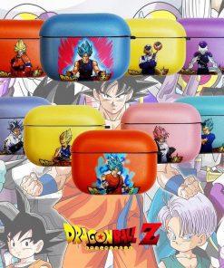 Dragon Ball Z 'Goku | Vegeta | Frieza' AirPods Pro Case Shock Proof Cover