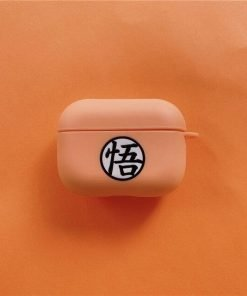 Dragon Ball Z 'Kanji' AirPods Pro Case Shock Proof Cover