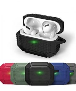 Tough Armor Silicone AirPods Pro Case  Shock Proof Cover