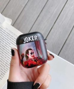 Joker 'Arthur Fleck' AirPods Case Shock Proof Cover