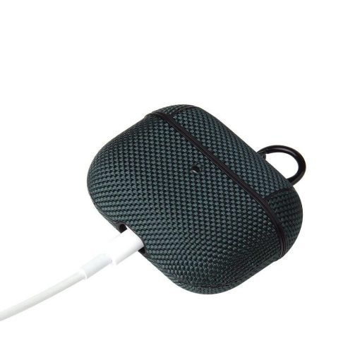 Fabric TPU | Plastic AirPods Pro Case Shock Proof Cover