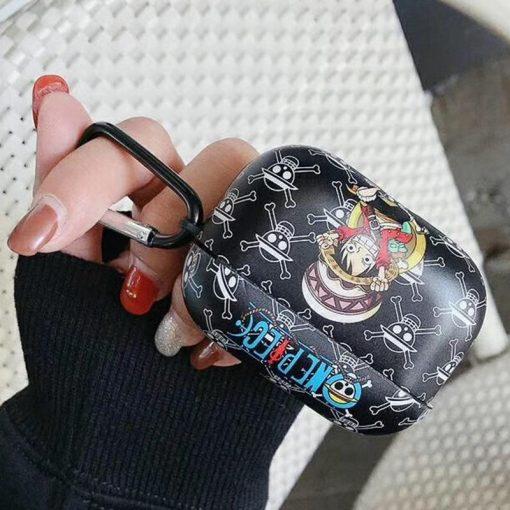 One Piece 'Luff   Zoro   Chopper' AirPods Pro Case Shock Proof Cover