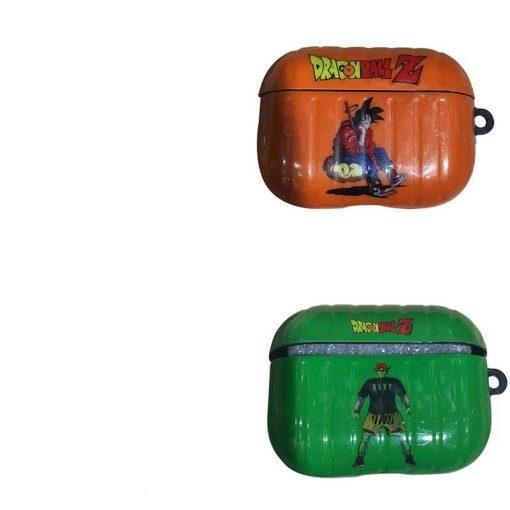Dragon Ball Z 'Goku | Piccolo' AirPods Pro Case Shock Proof Cover