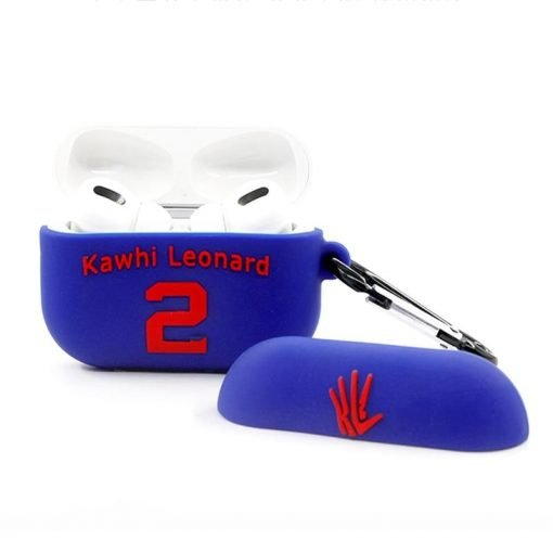 Basketball 'Name and Number' AirPods Pro Case Shock Proof Cover