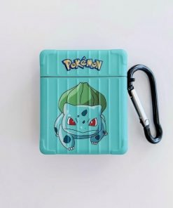 Pokemon 'Pikachu | Bulbasaur | Squirtle | Charmander' AirPods Case Shock Proof Cover
