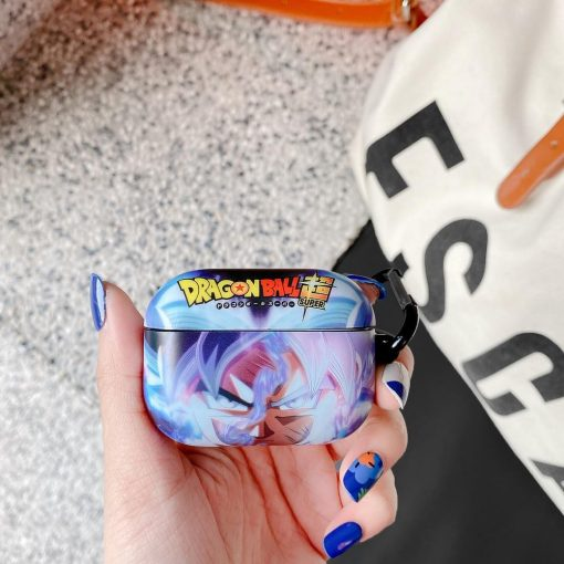 Dragon Ball Z 'Majin Buu   Vegeta SSB' AirPods Pro Case Shock Proof Cover