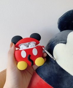 Baby Mickey 'Booty' Premium AirPods Case Shock Proof Cover