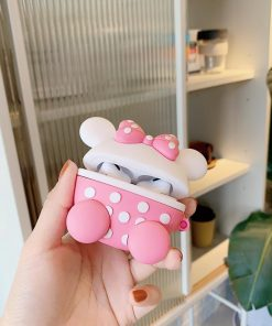 Baby Minnie 'Booty' Premium AirPods Case Shock Proof Cover