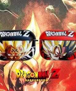Dragon Ball Z 'Vegeta | Majin Vegeta' AirPods Pro Case Shock Proof Cover