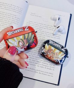 Dragon Ball Z 'Vegeta   Majin Vegeta' AirPods Pro Case Shock Proof Cover