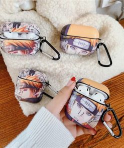 Naruto 'Uzumaki' AirPods Case Shock Proof Cover