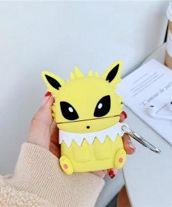 Pokemon 'Jolteon' Premium AirPods Case Shock Proof Cover