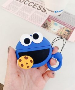 Cookie Monster 'Cookies' Premium AirPods Pro Case Shock Proof Cover