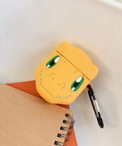 Digimon 'Agumon' Premium AirPods Case Shock Proof Cover