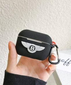 Bentley Silicone AirPods Pro Case Shock Proof Cover