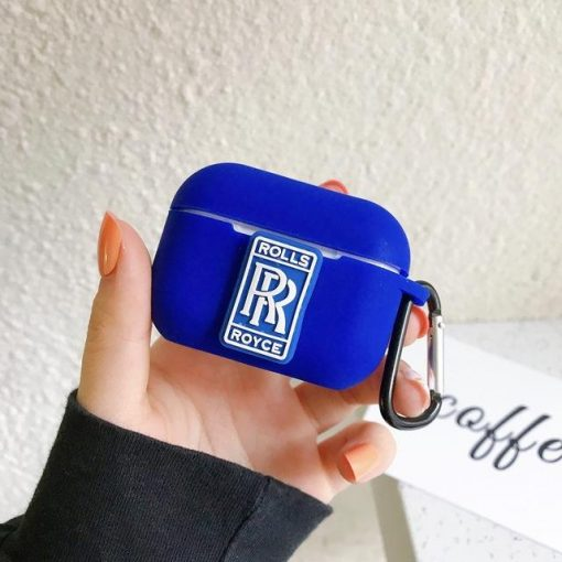 Rolls Royce Silicone AirPods Pro Case Shock Proof Cover