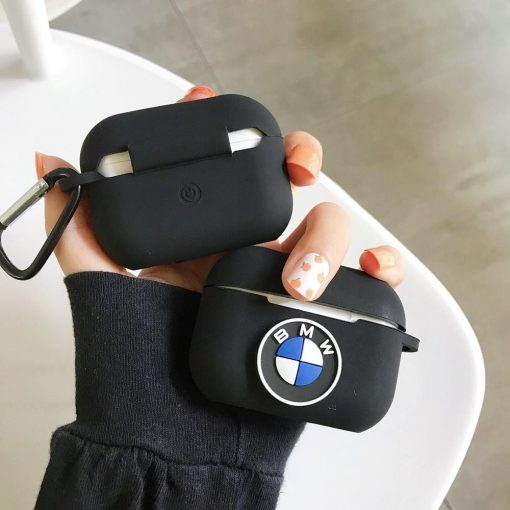 BMW Silicone AirPods Pro Case Shock Proof Cover