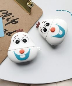 Frozen 'Baby Olaf' Premium AirPods Case Shock Proof Cover