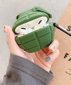 Cute Toy Grenade Premium AirPods Pro Case Shock Proof Cover
