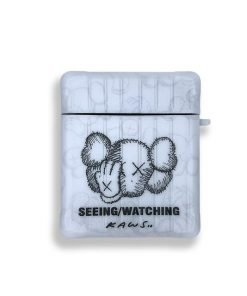 KAWS 'Seeing   Watching' AirPods Case Shock Proof Cover