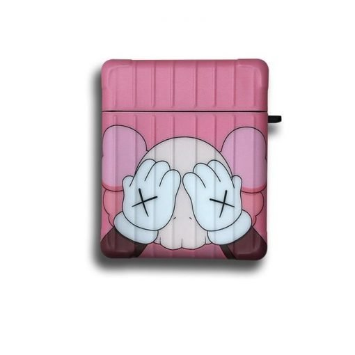 KAWS 'See No Evil' AirPods Case Shock Proof Cover