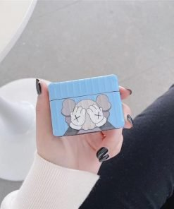KAWS 'See No Evil' AirPods Pro Case Shock Proof Cover