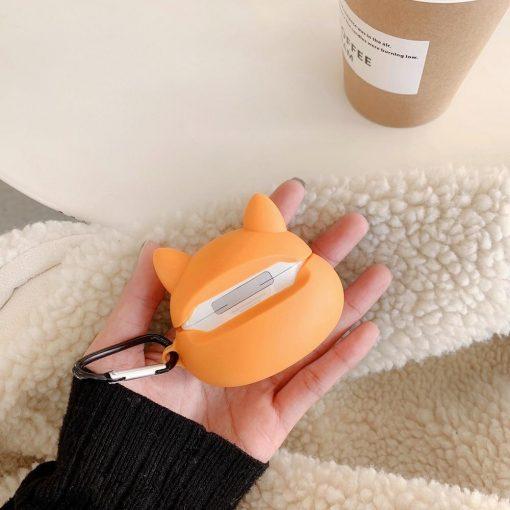 Cute Corgi Premium AirPods Pro Case Shock Proof Cover