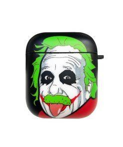 Joker 'Einstein' AirPods Case Shock Proof Cover