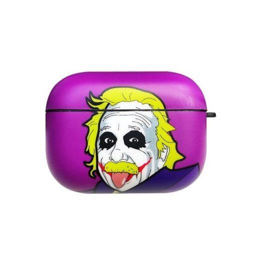 Joker 'Einstein' AirPods Pro Case Shock Proof Cover