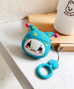 Cute Jester Premium AirPods Case Shock Proof Cover