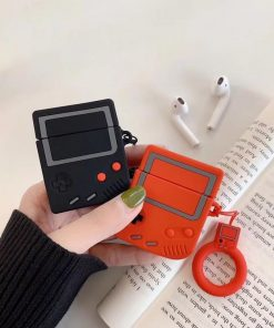 Gameboy Classic Premium AirPods Case Shock Proof Cover
