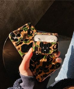 KAWS 'Modular | Camouflage' Premium AirPods Pro Case Shock Proof Cover