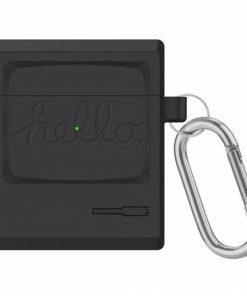 Retro 'MAC PC' Premium AirPods Case Shock Proof Cover