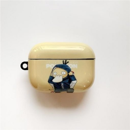 Pokemon 'The Crew' AirPods Pro Case Shock Proof Cover